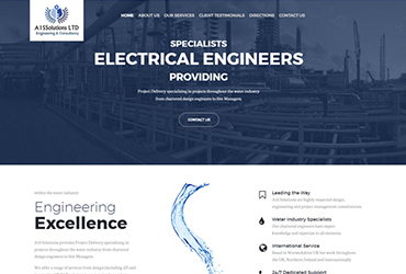 Transol UK - Website by Big Clould Creative Web Design in Stratford upon Avon